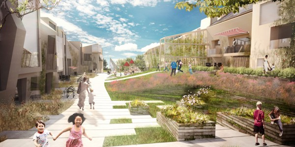 Zero Village Bergen – zero emission neighborhood project
