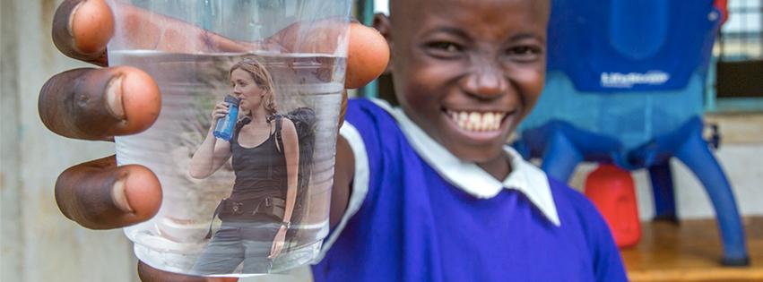 LifeStraw – make contaminated water safe