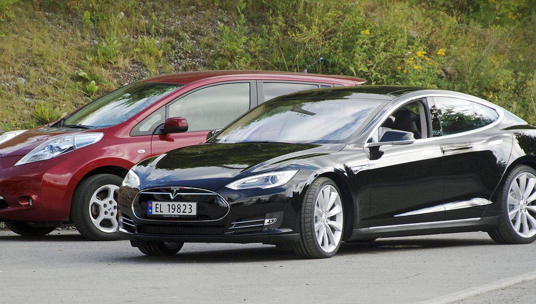 World's biggest fleet of electric vehicles