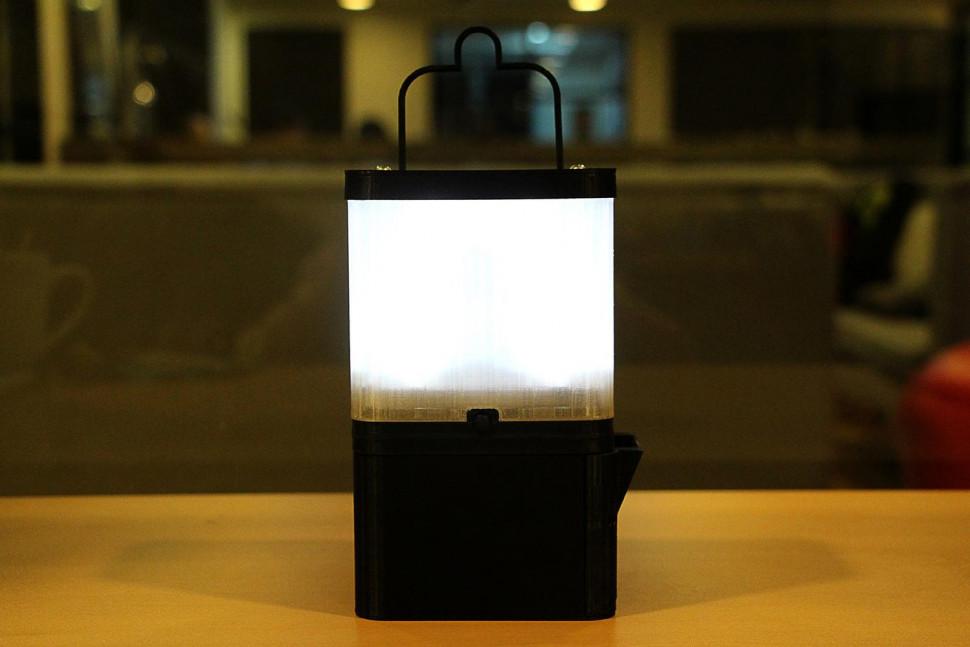 Sustainable Alternative Lighting