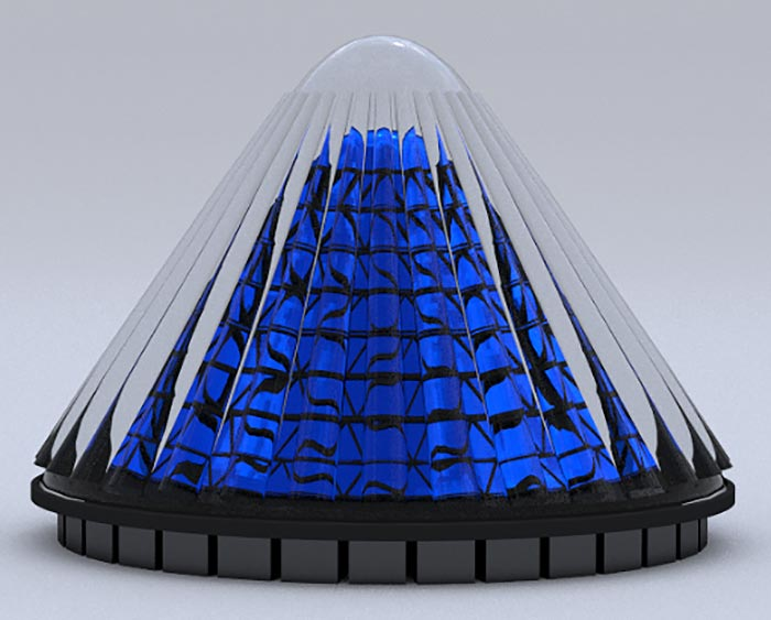 Spinning solar cells generate 20x more el.
