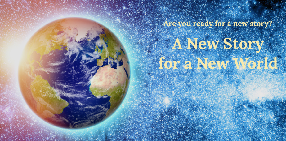 Human Earth Awakening – a new story for a new world