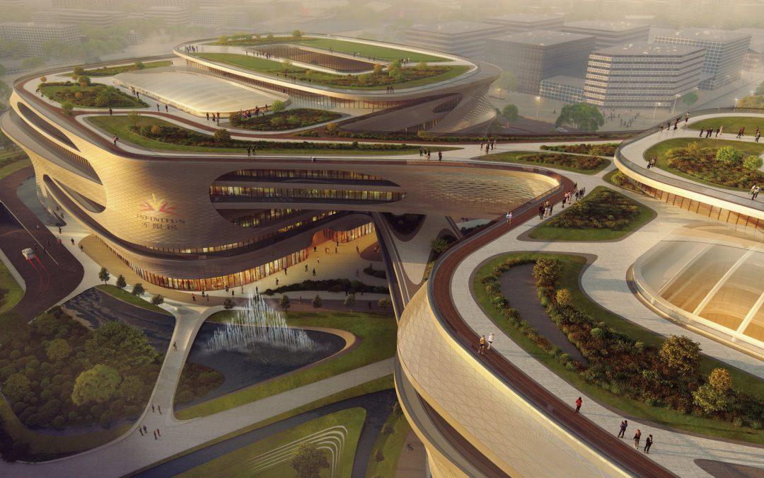 Guangzhou Infinitus Plaza focuses on environmental sustainability