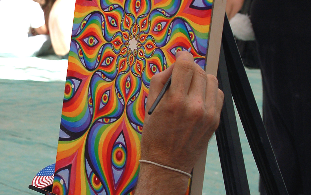 Visionary Art – transcending the physical world