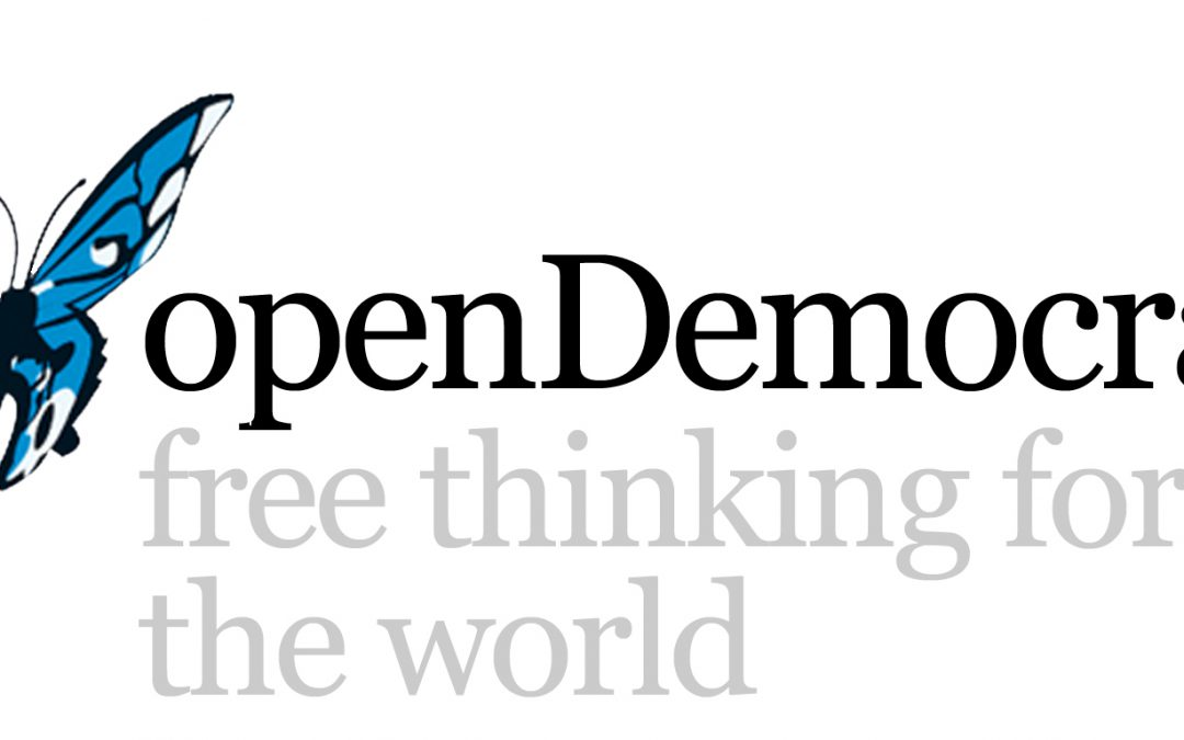 openDemocracy free thinking for the world