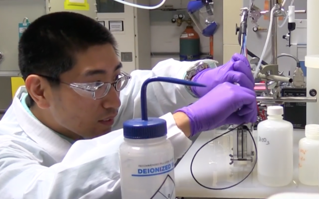 Researchers accidentally turn carbon dioxide into ethanol