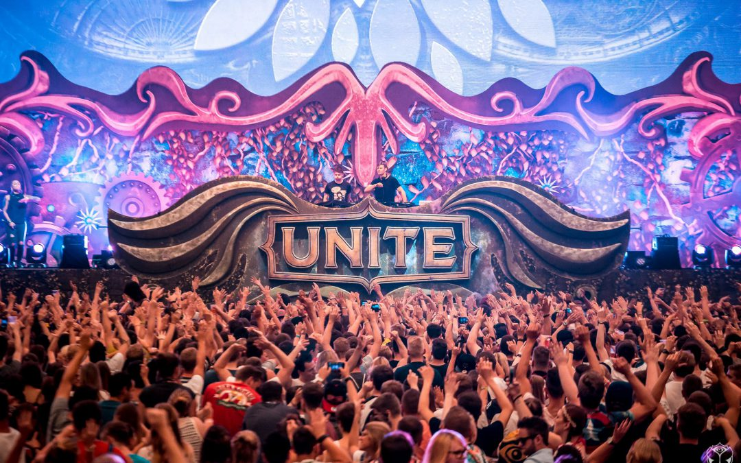 Tomorrowland – a large music festival and a global happening