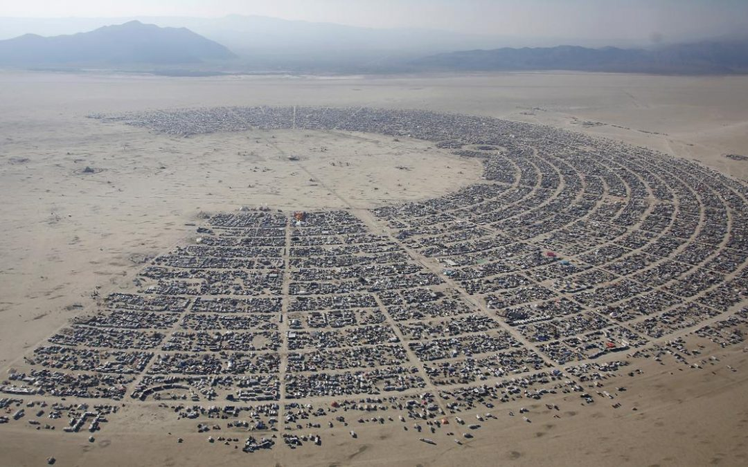 Burning Man Festival – A network of dreamers and doers