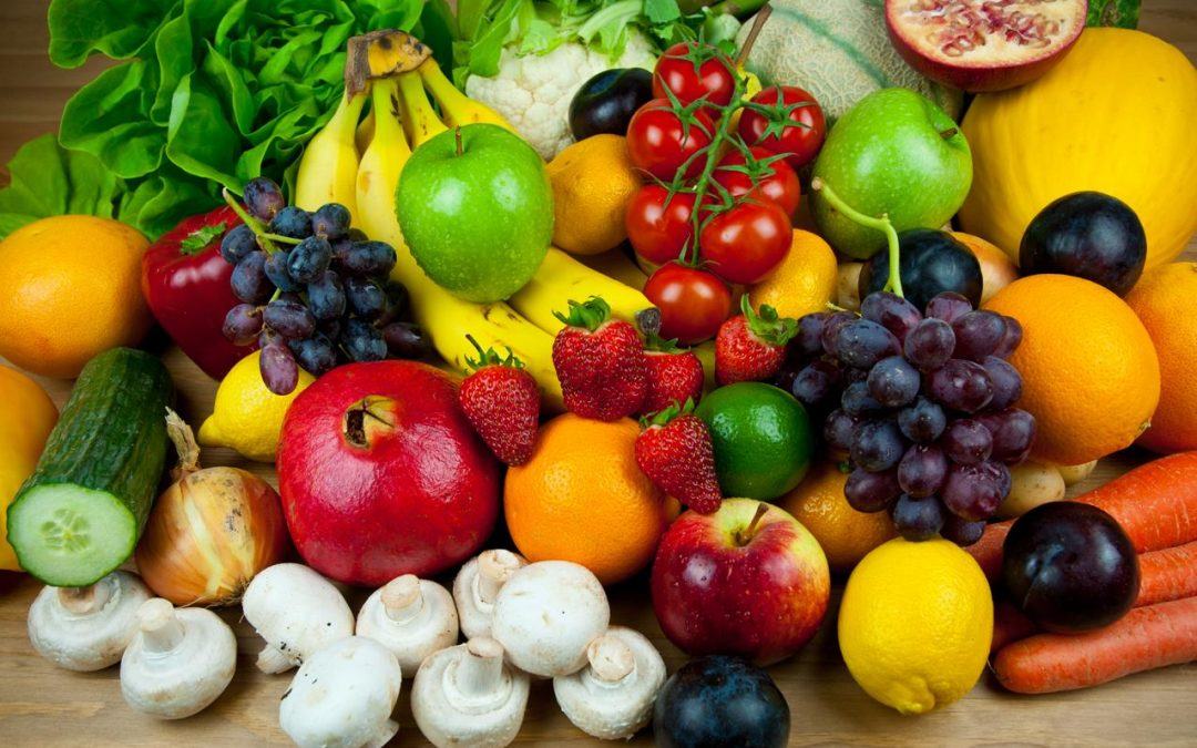 Why Are Fruits and Vegetables Important?