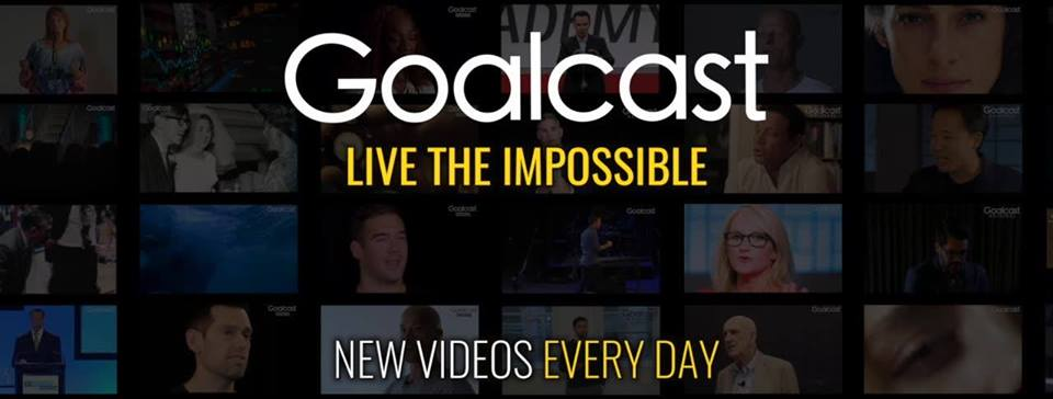 Goalcast: Inspiring the world to reach for their dreams