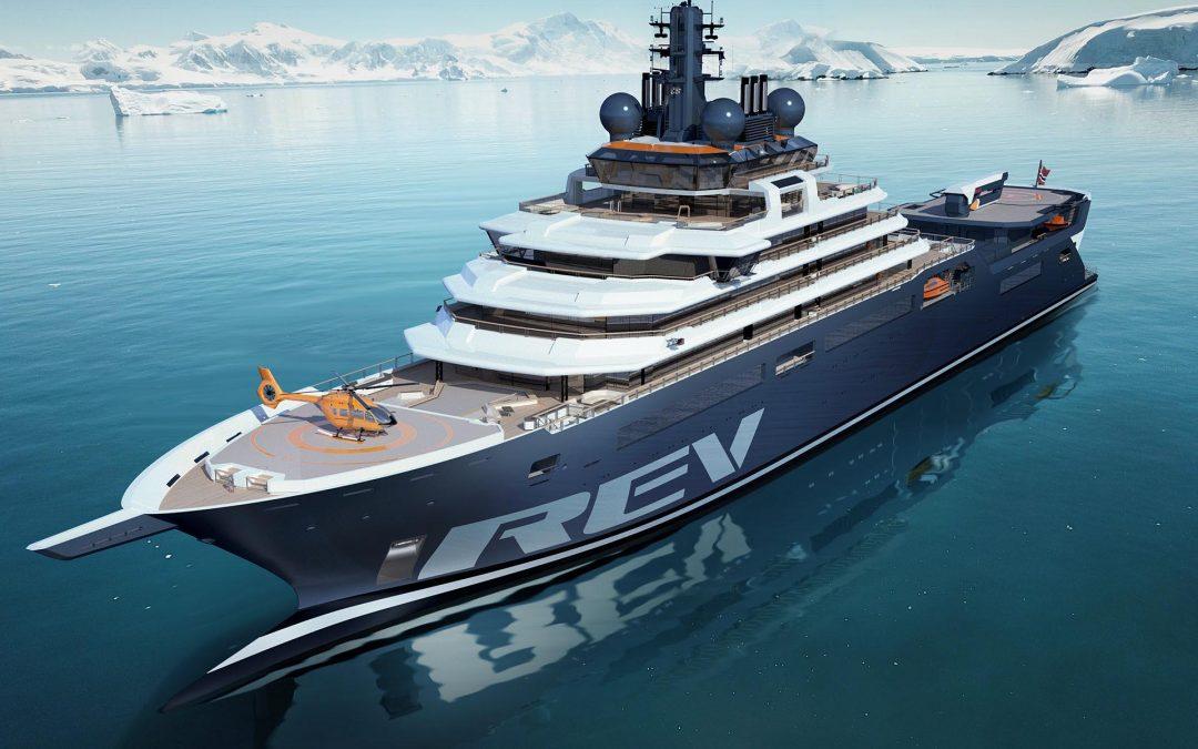 The world's largest private initiative regarding the ocean: REV Ocean