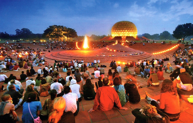 Auroville – World's First Moneyless City
