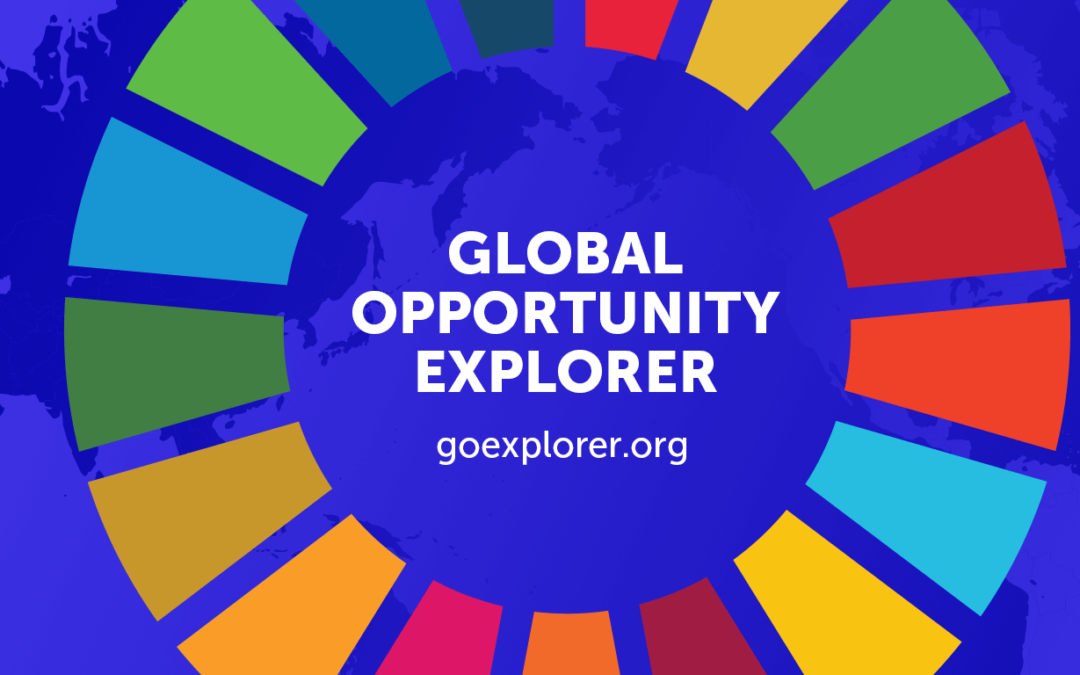 The Global Opportunity Explorer